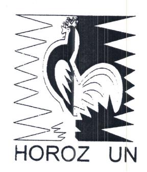 HOROZ UN