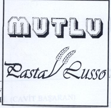 PASTA LUSSO