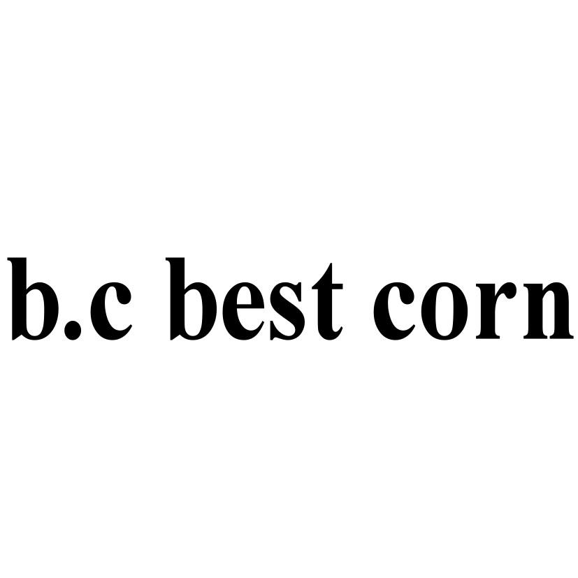 B.C. BEST CORN