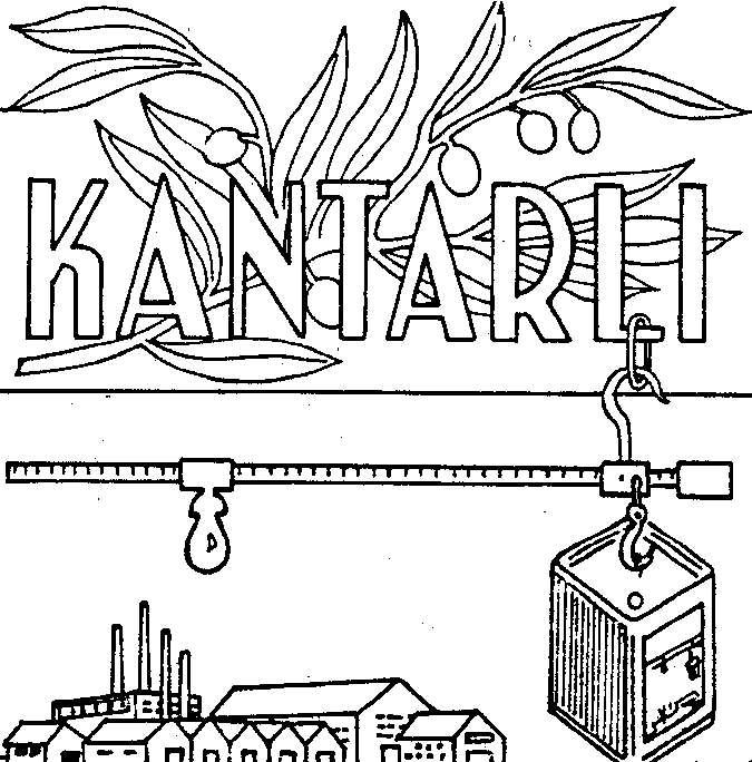 KANTARLI