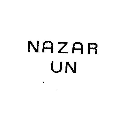 NAZAR UN