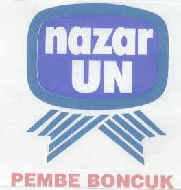 NAZAR UN PEMBE BONCUK